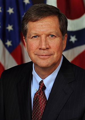 New York Republican primary, 2016 - Image: Governor John Kasich