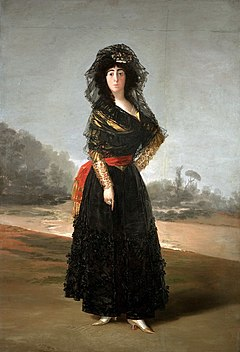 Die Herzogin Von Alba Goya Wikipedia
