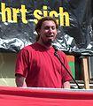 Gräfenberg ist bunt - Redner der Grünen.jpg