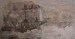Graffiti antic d'un vaixell a la torre de Benavites.JPG