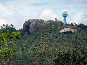 Baconao - View of Great Rock / Gran Piedra
