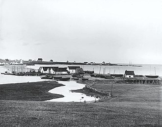 Chandler, Quebec - Grand-Pabos in 1900