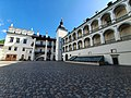 Grand Courtyard of the Royal Palace of Lithuania.jpg