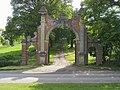 Grand Entrance - geograph.org.uk - 1573484.jpg