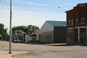 Downtown Grand Mound