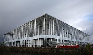 Nouveau Stade de Bordeaux - Image: Grand Stade de Bordeaux 2014 11 16