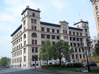 Grand Trunk Railway - Grand Trunk Head Office in Montreal, built in 1900