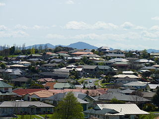 Grandview Heights, New Zealand Suburb in New Zealand