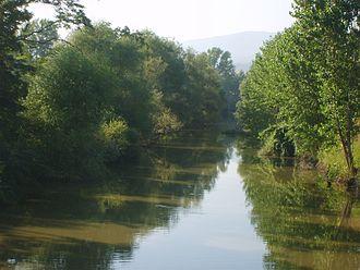 Biga, Çanakkale - Image: Granicus River