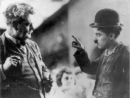 Granville Redmond et Charlie Chaplin