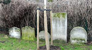 Altab Ali Park - Gravestones