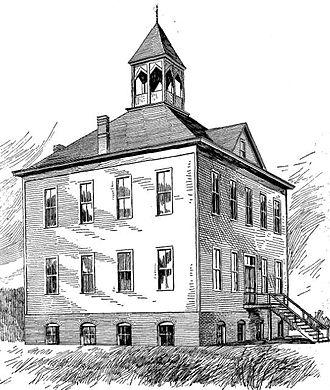 Southern Adventist University - Graysville Academy, 1895