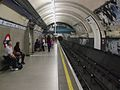 Green Park stn Piccadilly eastbound look west.JPG