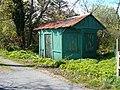 Green shack - geograph.org.uk - 168872.jpg