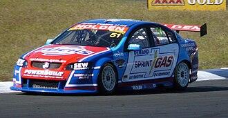 Greg Murphy - 2008 Holden VE Commodore V8 Supercar