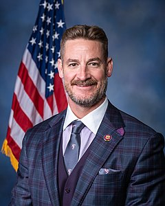 Greg Steube, official portrait, 116th congress.jpg
