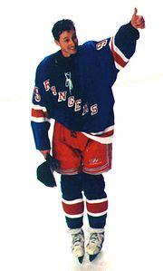 Wayne Gretzky's Farewell Game at Madison Square Garden
