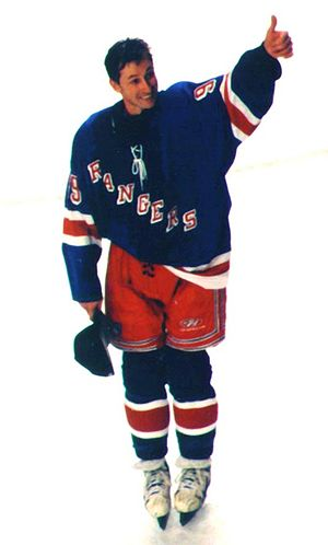 1998–99 New York Rangers season - Wayne Gretzky's Farewell Game at Madison Square Garden