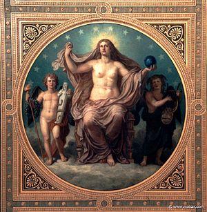 Aphrodite Urania - Image: Griepenkerl, Venus Urania