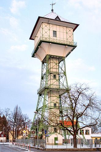 Groitzsch - Image: Groitzsch Wasserturm