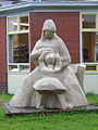 Groningen - Nog bij moeder (1963) van Anna Dekking-van Haeften - 2.jpg