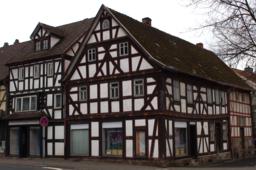 Marktplatz in Großenlüder