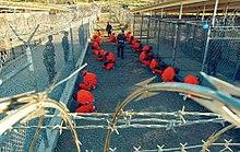 Guantanamo captives in January 2002.jpg