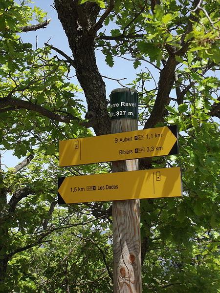 OSM Guidepost