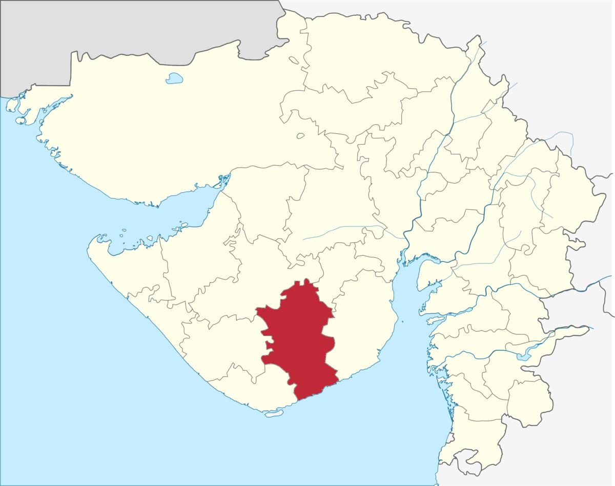 Amreli district - Wikipedia