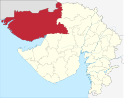 District of central Gujarat