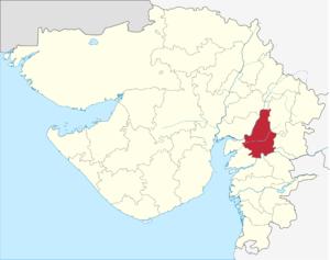 Vadodara (Lok Sabha constituency) - Vadodara district in Gujarat