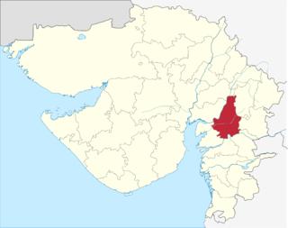 Vadodara district district in Gujarat, India