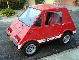 Gurgel Itaipu - Itaipu E150/II
