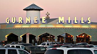 Gurnee Mills - Image: Gurnee Mills wide