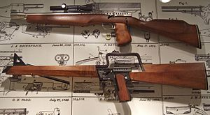 Gyrojet at National Firearms Museum (460776909).jpg