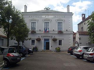 Rozay-en-Brie Commune in Île-de-France, France