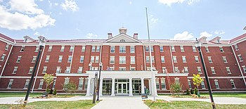 HC Franklin Residence Hall at Murray State University