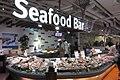 HK CWB 銅鑼灣 Causeway Bay 時代廣場 Times Square basement CitySuper Supermarket Nov 2017 IX1 Seafood Deli Oyster.jpg