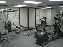健身房  维基百科,自由的百科全书