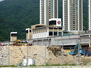 HK Lohas Park Station Outside View 200908.jpg