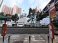 HK TKO 將軍澳 Tseung Kwan O 唐明街 Tong Ming Street footbridge bus stop signs November 2019 SS2.jpg