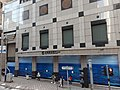 HK Tram 64 view 中環 Central 德輔道中 Des Voeux Road Central CCB China Construction Bank blue sea November 2019 SS2.jpg