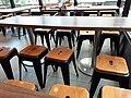 HK WC 灣仔 Wan Chai 莊士敦道 112 Johnston Road 太原街 Tai Yuen Street 雙喜樓 Sheung Hei House KFC Restaurant interior October 2019 SS2 06.jpg