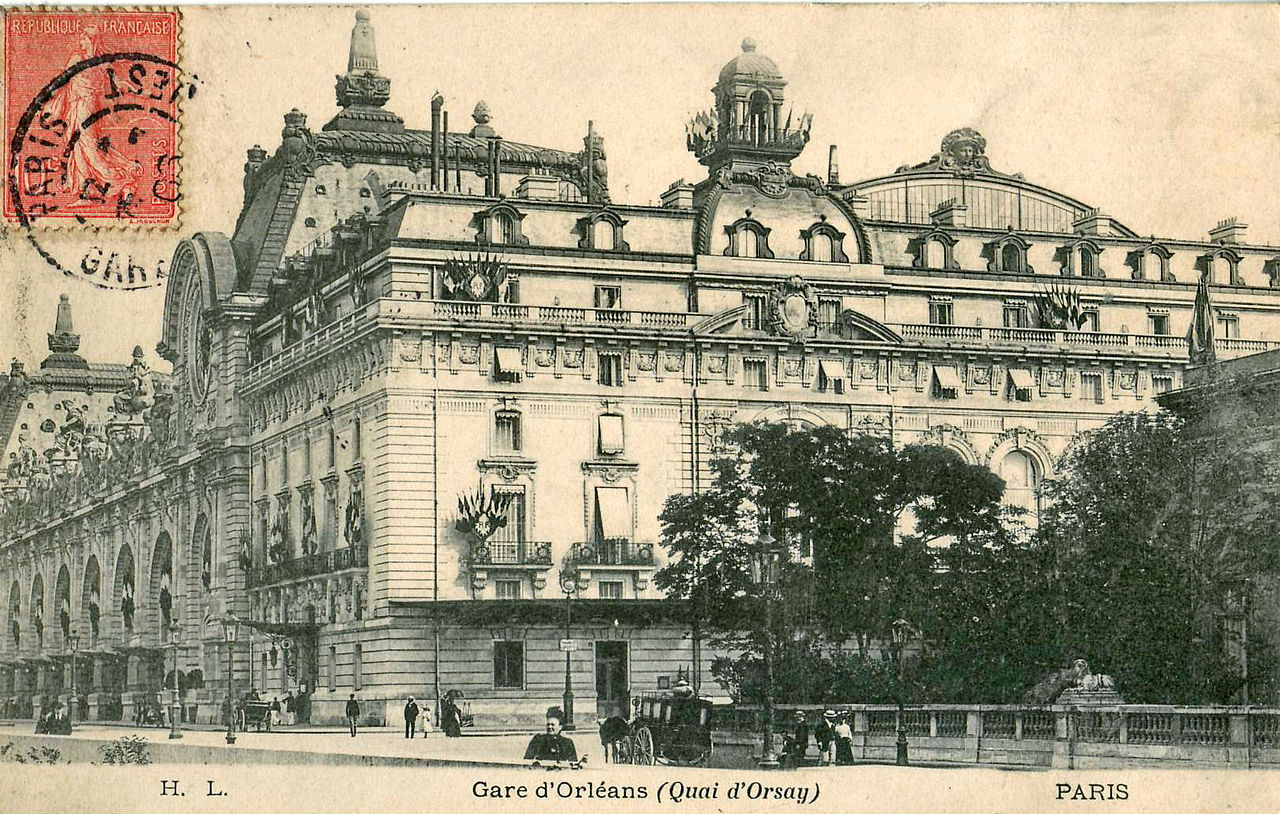 Orsay Ville Carte