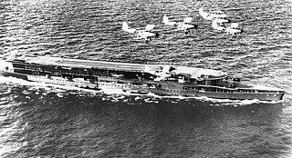 HMS <i>Furious</i> (47) 1917 Royal Navy Courageous-class battlecruiser later converted into an aircraft carrier
