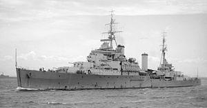 HMS Gambia (48) - Image: HMS Gambia 3c