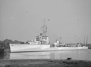 HMS <i>Keppel</i> (D84)