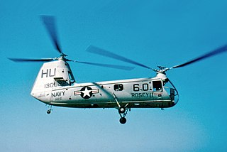 Piasecki HUP Retriever helicopter series by Piasecki Helicopter, later Vertol