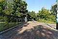 Haarzuilens - Entrance gate of De Haar Castle at Zuilenlaan 2.jpg
