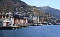 Hafen. Altstadt Bergen, Norwegen IMG 1961WI.jpg